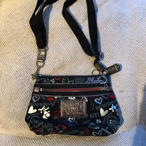 Like new! Coach Poppy shoulder bag.